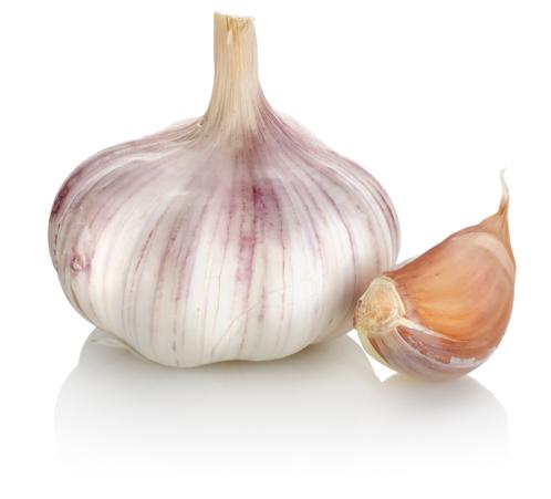 Garlic and cloves
